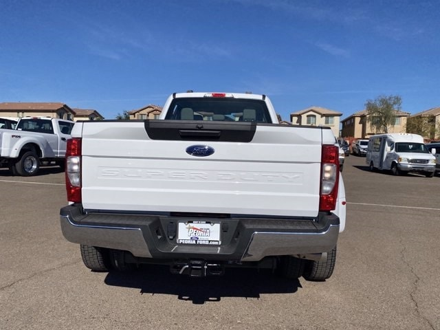 2020 Ford F-450 Crew Cab DRW 4x4, Pickup #LEE88514 - photo 8