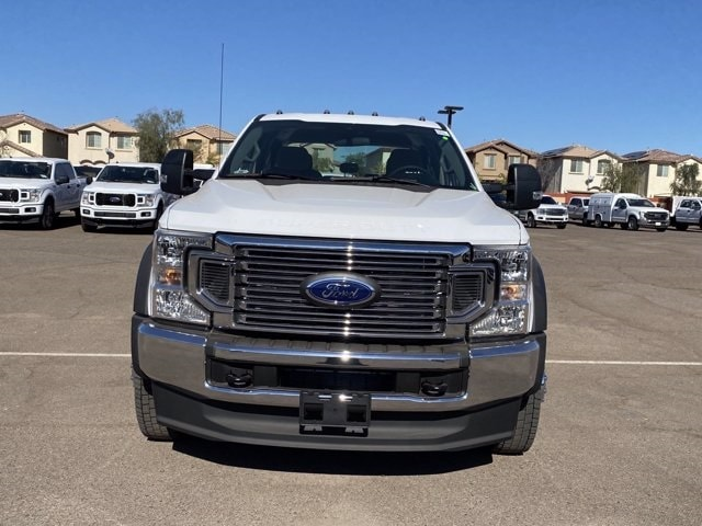 2020 Ford F-450 Crew Cab DRW 4x4, Pickup #LEE88515 - photo 3