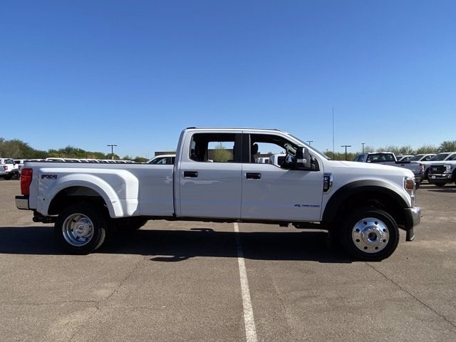 2020 Ford F-450 Crew Cab DRW 4x4, Pickup #LEE88515 - photo 4