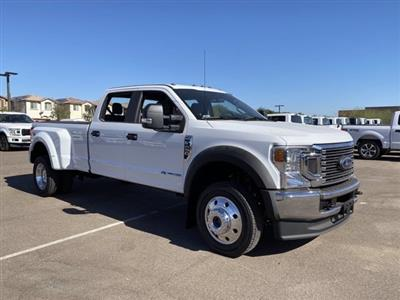 2020 Ford F-450 Crew Cab DRW 4x4, Pickup #LEE88515 - photo 1