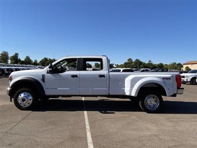 2020 Ford F-450 Crew Cab DRW 4x4, Pickup #LEE88515 - photo 5