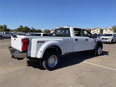 2020 Ford F-450 Crew Cab DRW 4x4, Pickup #LEE88515 - photo 2
