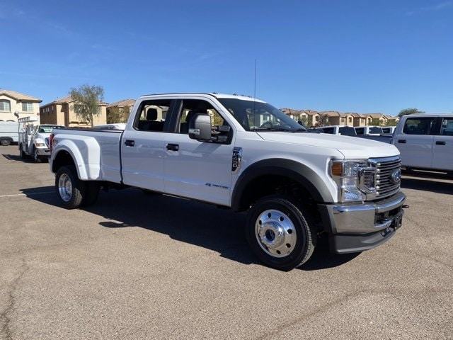 2020 Ford F-450 Crew Cab DRW 4x4, Pickup #LEE88517 - photo 1