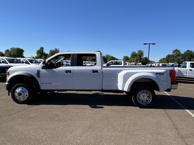 2020 Ford F-450 Crew Cab DRW 4x4, Pickup #LEE88517 - photo 5