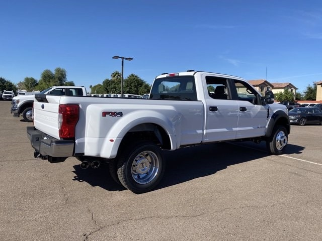 2020 Ford F-450 Crew Cab DRW 4x4, Pickup #LEE88517 - photo 2