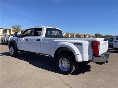 2020 Ford F-450 Crew Cab DRW 4x4, Pickup #LEE88517 - photo 7