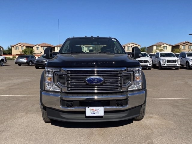 2020 Ford F-450 Crew Cab DRW 4x4, Pickup #LEE88519 - photo 3