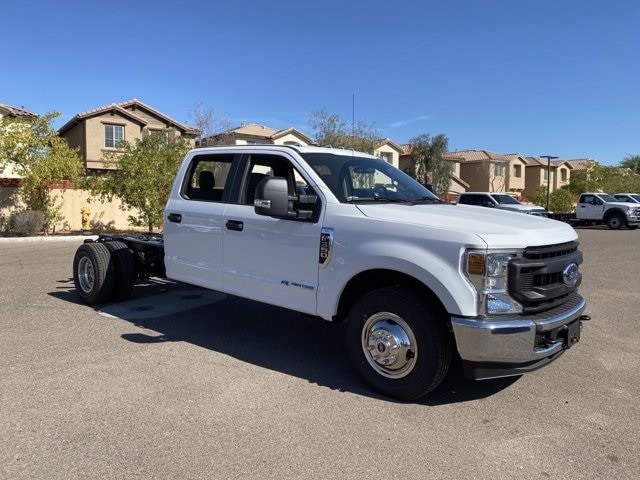 2020 Ford F-350 Crew Cab DRW 4x2, Cab Chassis #LEE89534 - photo 1