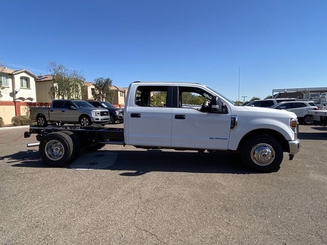 2020 Ford F-350 Crew Cab DRW 4x2, Cab Chassis #LEE89534 - photo 4