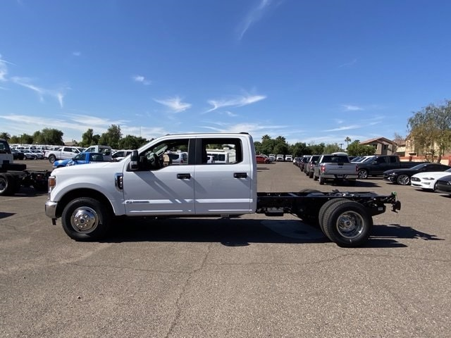 2020 Ford F-350 Crew Cab DRW 4x2, Cab Chassis #LEE89535 - photo 5