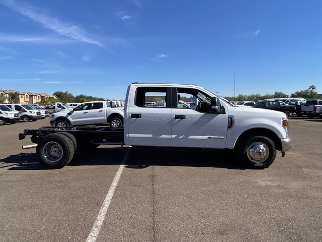 2020 Ford F-350 Crew Cab DRW 4x2, Cab Chassis #LEE89539 - photo 4