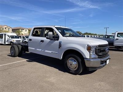 2020 Ford F-350 Crew Cab DRW 4x2, Cab Chassis #LEE89539 - photo 1