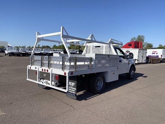 2020 Ford F-350 Regular Cab DRW 4x2, Scelzi Contractor Body #LEE90434 - photo 1
