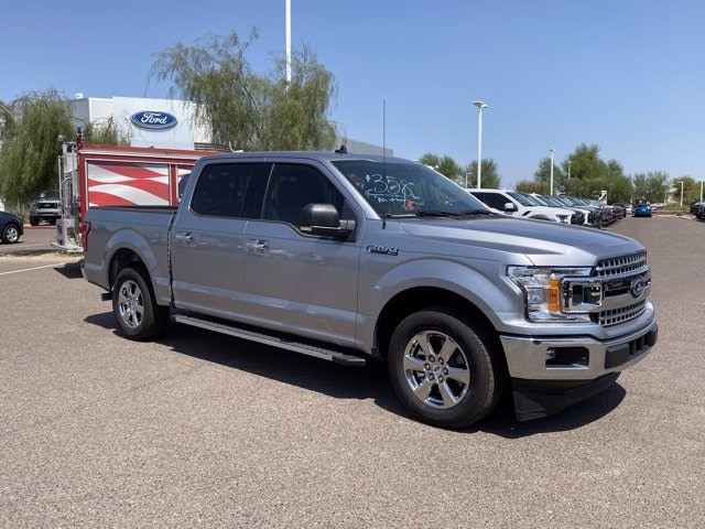 2020 Ford F-150 SuperCrew Cab 4x2, Pickup #LFA18603 - photo 1