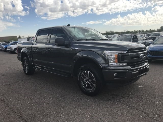 2020 F-150 SuperCrew Cab 4x4, Pickup #LFA40328 - photo 1