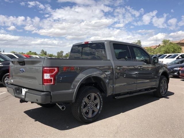 2020 F-150 SuperCrew Cab 4x4, Pickup #LFB67431 - photo 1