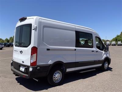 2020 Ford Transit 350 Med Roof RWD, Empty Cargo Van #LKA06746 - photo 2