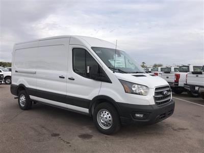 2020 Ford Transit 250 Med Roof AWD, Empty Cargo Van #LKA30821 - photo 1