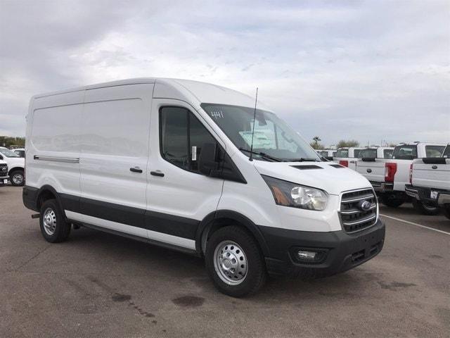 2020 Ford Transit 250 Med Roof AWD, Empty Cargo Van #LKA30824 - photo 1