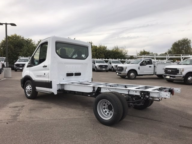 2020 Ford Transit 350 HD DRW 4x2, Cab Chassis #LKA30832 - photo 1