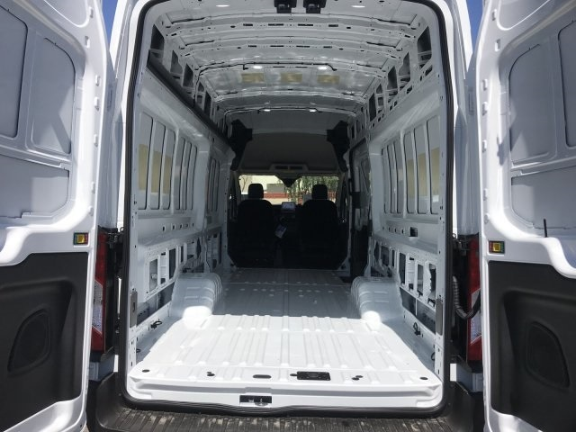 2020 Transit 350 HD High Roof DRW RWD, Empty Cargo Van #LKA40074 - photo 2