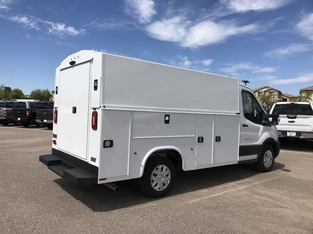 2020 Ford Transit 350 RWD, Knapheide Service Utility Van #LKA46405 - photo 1