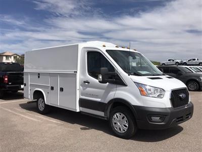 2020 Ford Transit 350 4x2, Knapheide KUV Service Utility Van #LKA46405 - photo 1