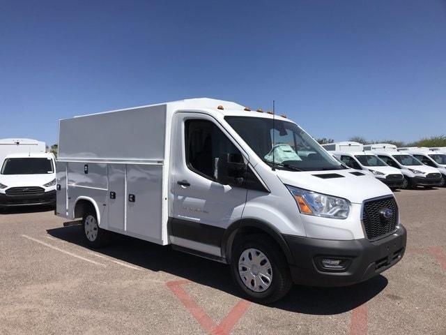 2020 Ford Transit 350 4x2, Knapheide Service Utility Van #LKA46407 - photo 1