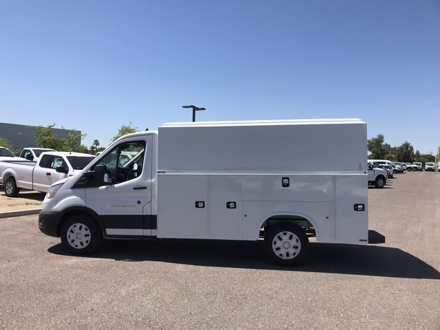 2020 Ford Transit 350 4x2, Knapheide KUV Service Utility Van #LKA46407 - photo 4