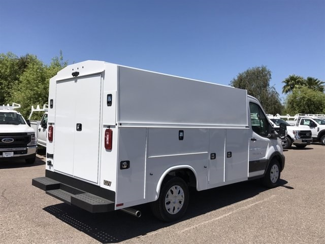 2020 Ford Transit 350 4x2, Knapheide Service Utility Van #LKA46408 - photo 1