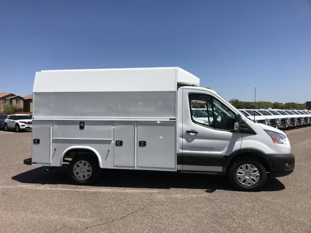 2020 Transit 350 RWD, Knapheide KUV Service Utility Van #LKA50511 - photo 3