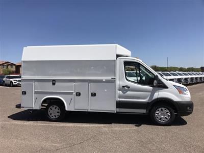 2020 Ford Transit 350 4x2, Knapheide KUV Service Utility Van #LKA50511 - photo 3