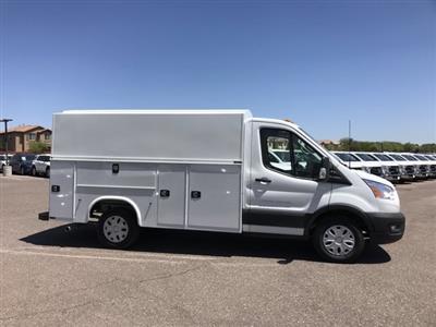 2020 Ford Transit 350 4x2, Knapheide KUV Service Utility Van #LKA50663 - photo 3