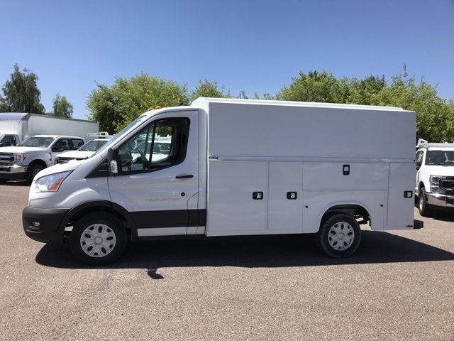 2020 Ford Transit 350 4x2, Knapheide KUV Service Utility Van #LKA50664 - photo 4