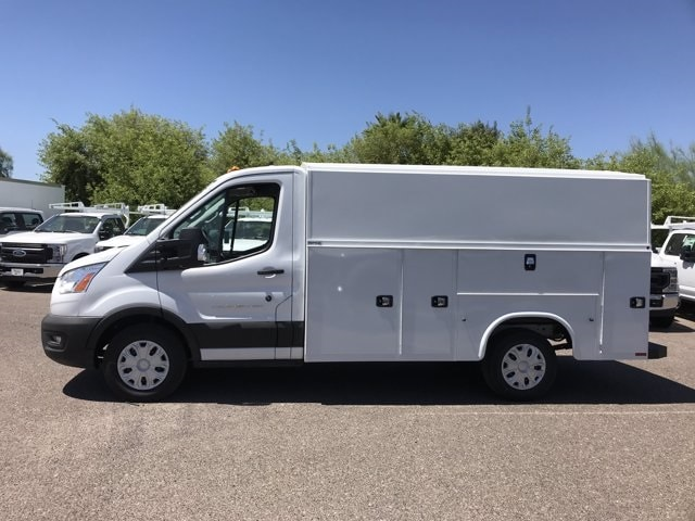 2020 Ford Transit 350 4x2, Knapheide KUV Service Utility Van #LKA50668 - photo 4