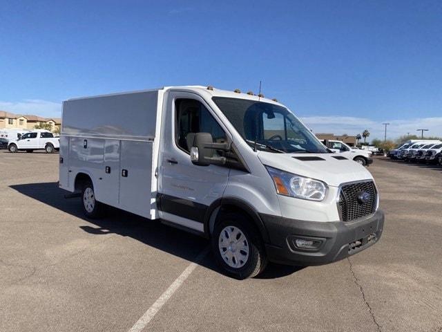 2020 Ford Transit 350 4x2, Knapheide KUV Service Utility Van #LKA50669 - photo 1