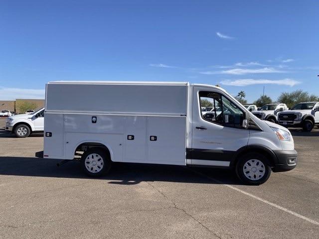 2020 Ford Transit 350 4x2, Knapheide KUV Service Utility Van #LKA50669 - photo 4
