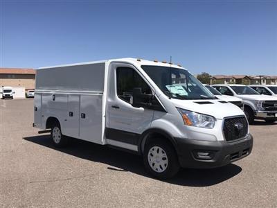 2020 Ford Transit 350 4x2, Knapheide KUV Service Utility Van #LKA50670 - photo 1