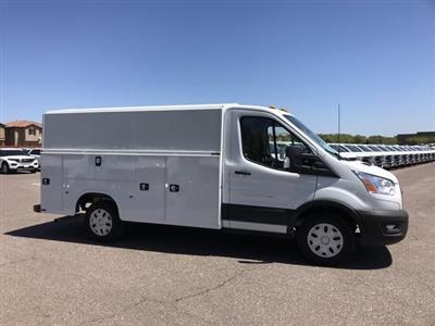 2020 Ford Transit 350 4x2, Knapheide KUV Service Utility Van #LKA50674 - photo 3