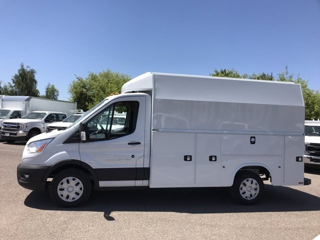 2020 Ford Transit 350 4x2, Knapheide KUV Service Utility Van #LKA50676 - photo 4