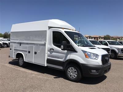 2020 Ford Transit 350 4x2, Knapheide KUV Service Utility Van #LKA50676 - photo 1