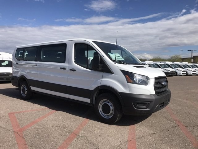 2020 Ford Transit 350 Low Roof RWD, Passenger Wagon #LKA71018 - photo 1