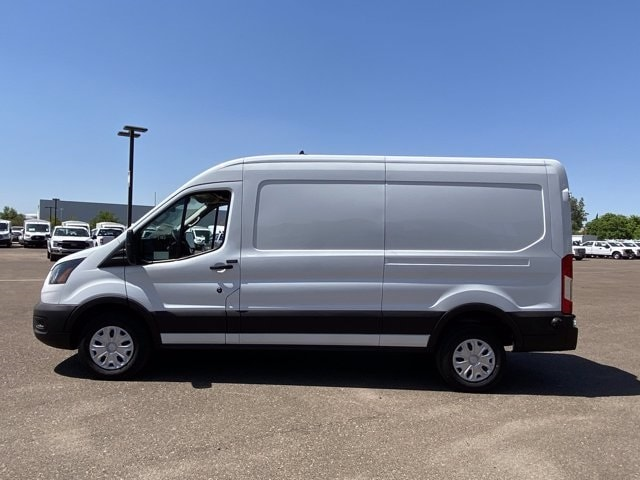 2020 Ford Transit 250 Med Roof RWD, Empty Cargo Van #LKA83840 - photo 5