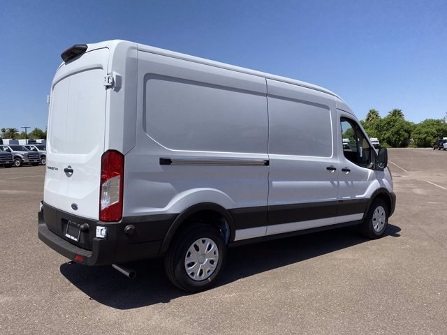 2020 Ford Transit 250 Med Roof RWD, Empty Cargo Van #LKA83840 - photo 7