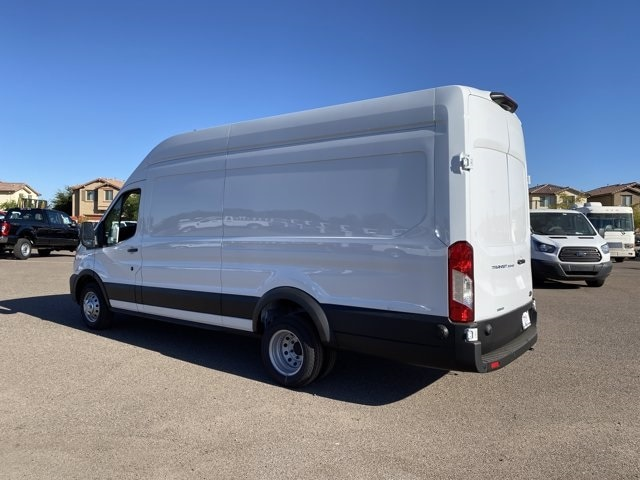 2020 Ford Transit 350 HD High Roof DRW RWD, Empty Cargo Van #LKB21206 - photo 7