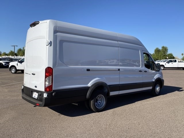 2020 Ford Transit 350 HD High Roof DRW RWD, Empty Cargo Van #LKB21206 - photo 8