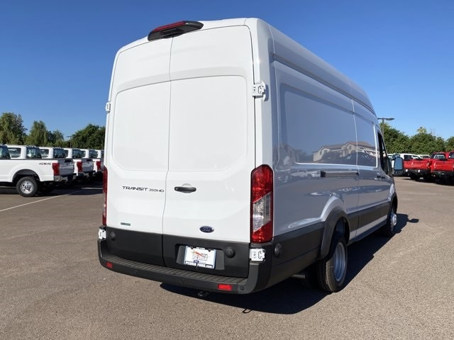 2020 Ford Transit 350 HD High Roof DRW RWD, Empty Cargo Van #LKB21206 - photo 9