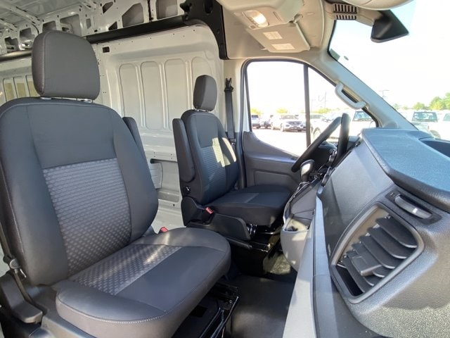 2020 Ford Transit 350 HD High Roof DRW RWD, Empty Cargo Van #LKB21206 - photo 10