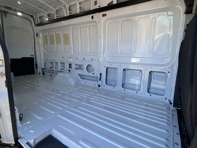 2020 Ford Transit 350 HD High Roof DRW RWD, Empty Cargo Van #LKB21206 - photo 2