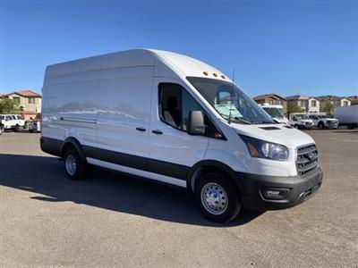 2020 Ford Transit 350 HD High Roof DRW RWD, Empty Cargo Van #LKB21206 - photo 1